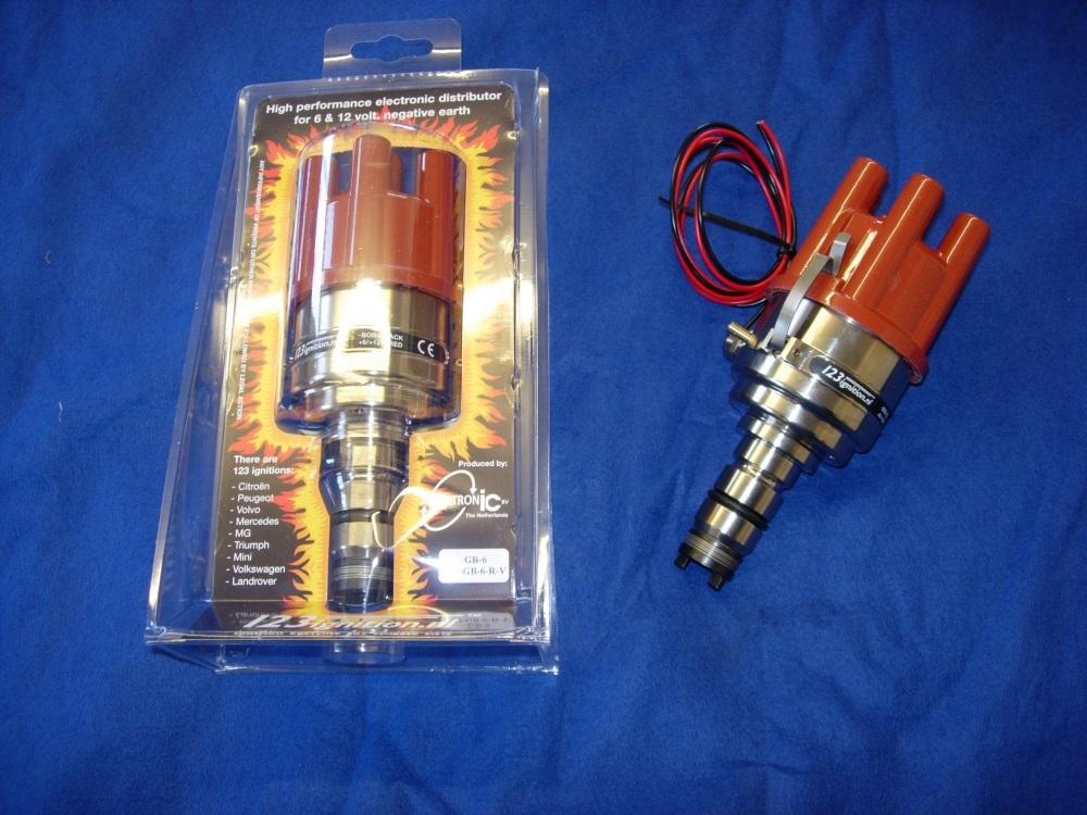Electronic Ignition Conversion Kits for Inboard Marine Engines