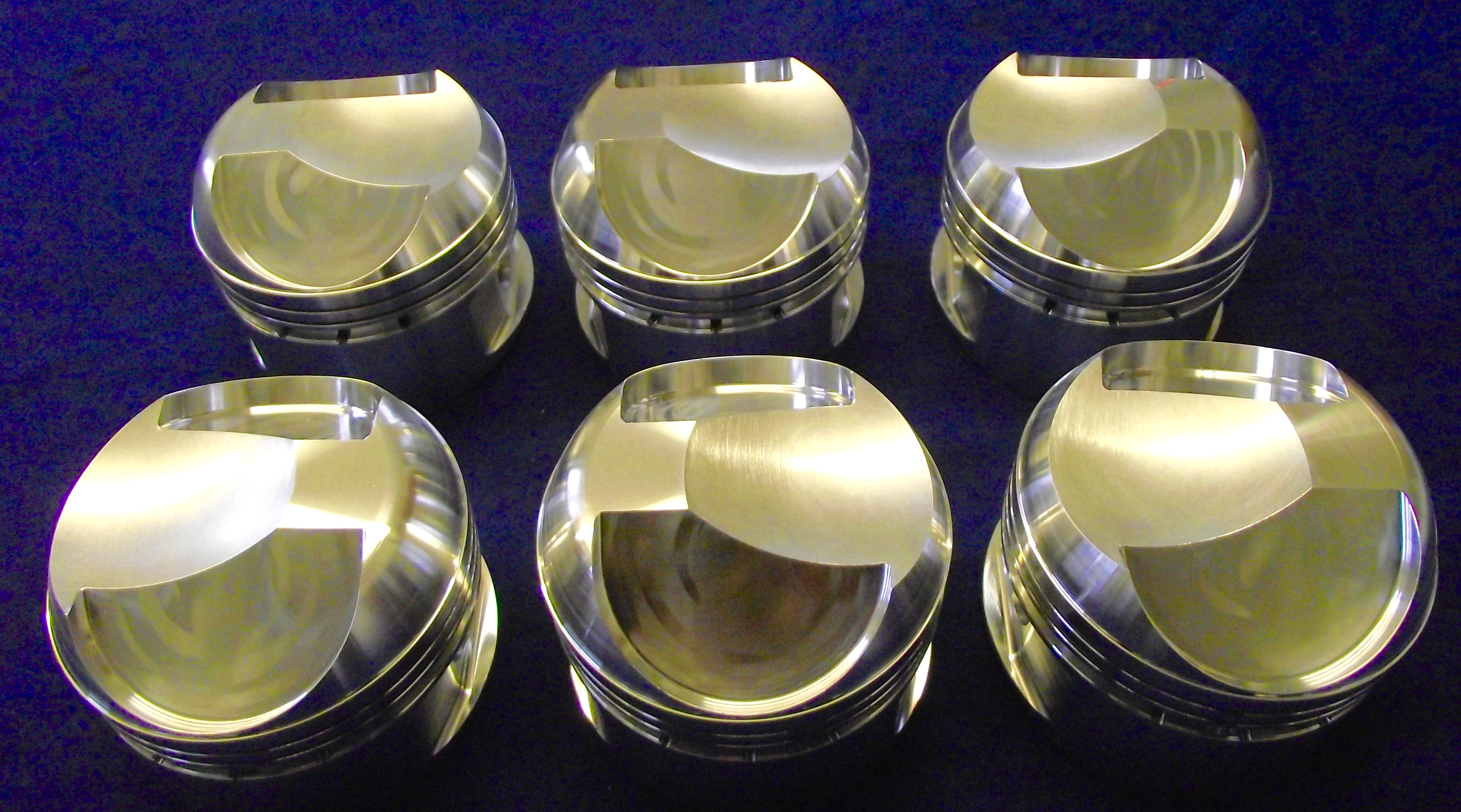Highest Performance 'Ultra' Pistons!- Click here to enlarge